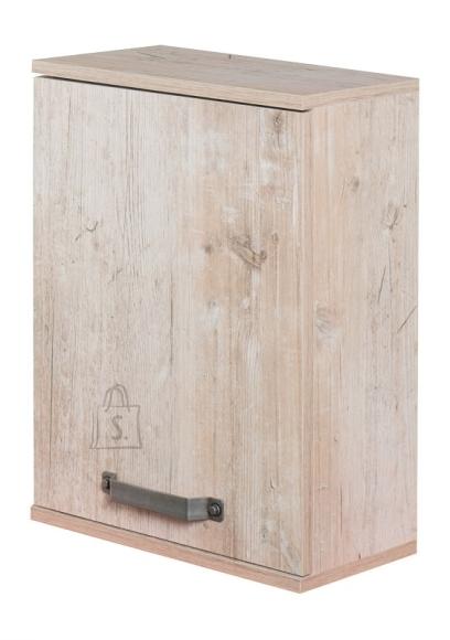 Schildmeyer Seinakapp MILAN helepruun, 40x20xH54,5 cm