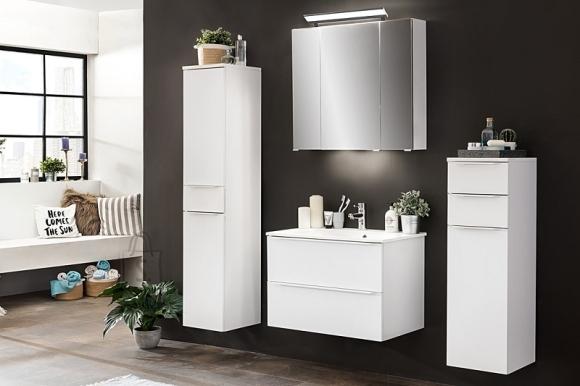 Schildmeyer Vannitoamööbli komplekt ARES valge, LED