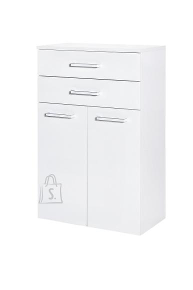 Schildmeyer Vannitoakapp SIENA valge läige, 65x35,5x105 cm