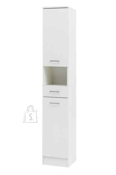 Schildmeyer Vannitoakapp LORENZ valge, 30x32xH182 cm