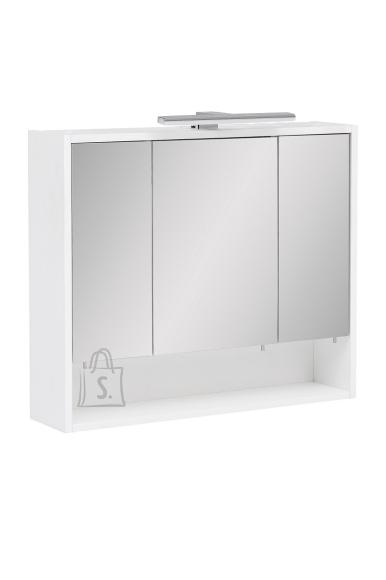 Schildmeyer Peegelkapp KIMI valge, 70x16xH60,5 cm, LED
