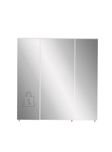 Schildmeyer Peegelkapp LABIN valge, 70x16xH75 cm