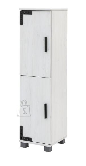 Schildmeyer Vannitoakapp ZADAR valge, 30x32,5xH117 cm
