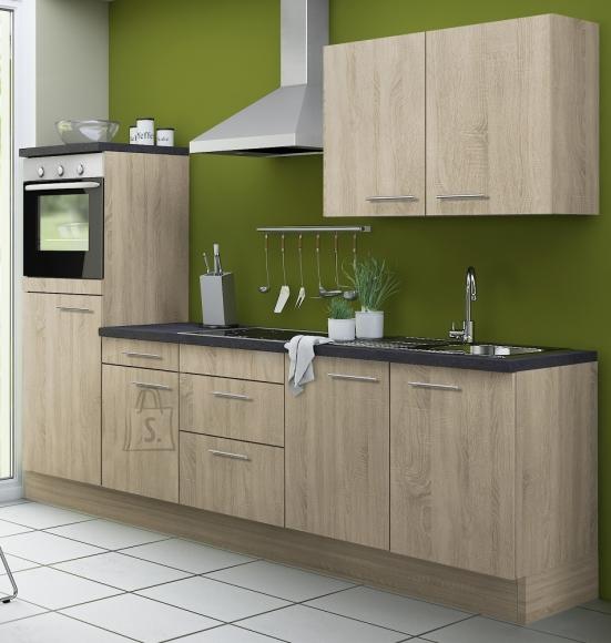 Köögikomplekt OPTIkoncept hele tamm 270 cm