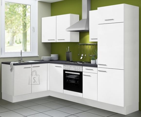 OPTIbasic Köögikomplekt OPTIkoncept valge 270 x 165 cm