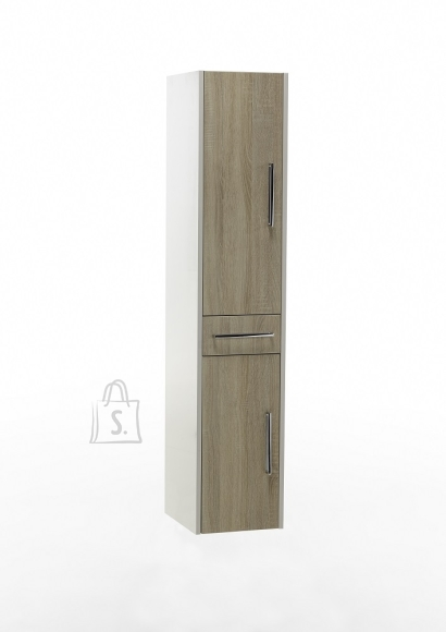 Vannitoakapp OPTIbasic 4040 tamm, 30x35xH147 cm