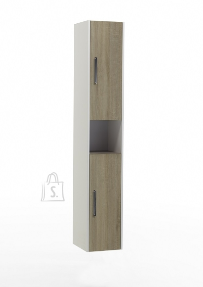 Vannitoakapp OPTIbasic 4040 tamm, 30x35xH179 cm