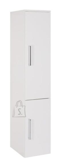 Vannitoakapp OPTIbasic 4050 valge läikega, 30x35xH149 cm