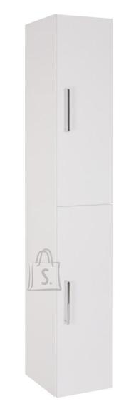 OPTIbasic Vannitoakapp OPTIbasic 4050 valge läikega, 30x35xH179 cm