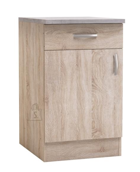 Demeyere Köögikapp PAPRIKA tamm, 50x60xH85cm