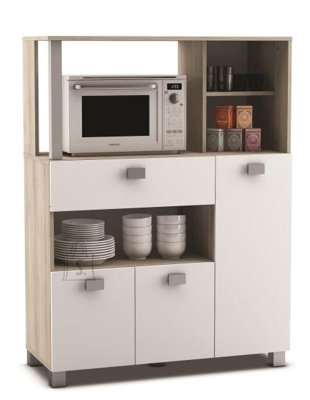 Demeyere Köögikapp BASILIC valge, 99,3x41,3xH132,2 cm