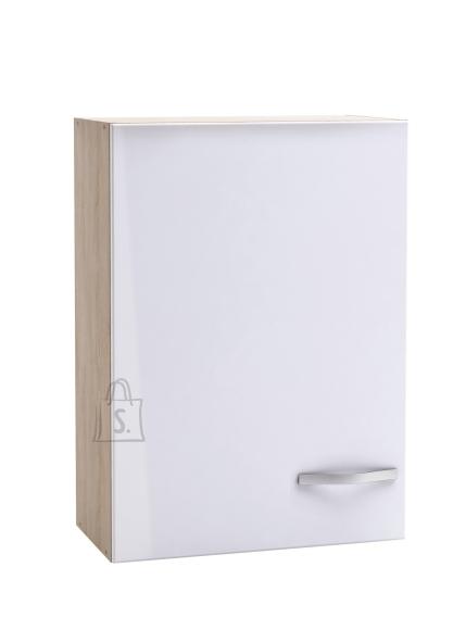 Demeyere Köögikapp CHANTILLY tamm/valge, 50x30xH70cm