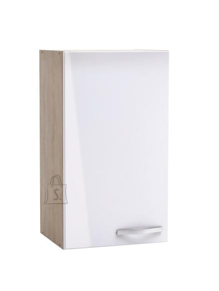 Demeyere Köögikapp CHANTILLY valge/tamm, 40x30xH70cm