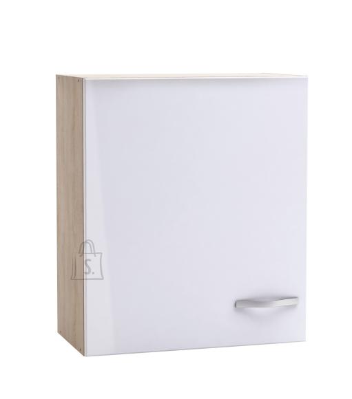 Demeyere Köögikapp CHANTILLY tamm/valge, 60x30xH70cm