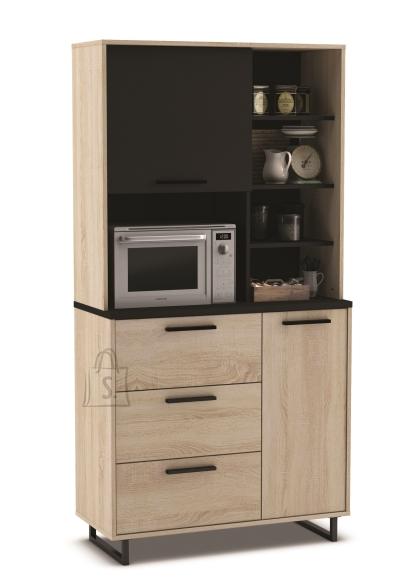 Demeyere Köögikapp INDUS tamm, 92x39.7xH179.5 cm