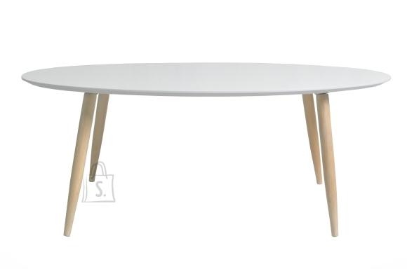 Demeyere Diivanilaud MANON valge, 105x60xH40 cm