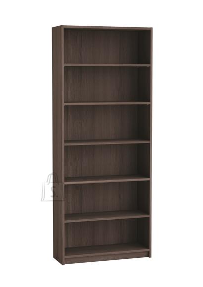 Demeyere Raamaturiiul OPTIMA tume tamm, 80,2x29xH198 cm
