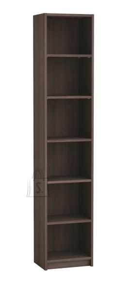 Demeyere Raamaturiiul OPTIMA tume tamm, 40,2x29xH198 cm