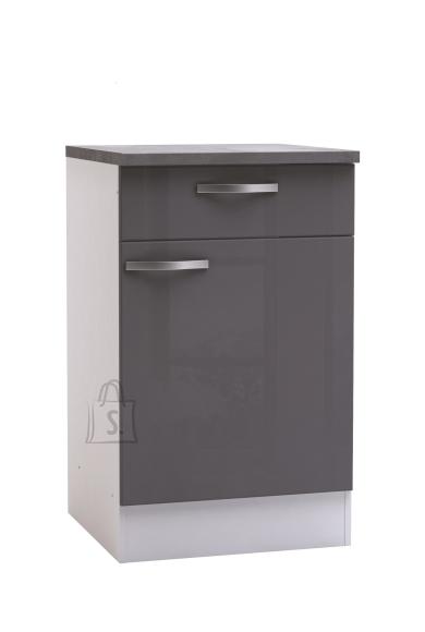 Demeyere Köögikapp SPICY hall/valge, 50x60xH85cm