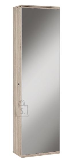Demeyere Jalanõudekapp BALLERINA tamm, 50x29,4xH181,5 cm