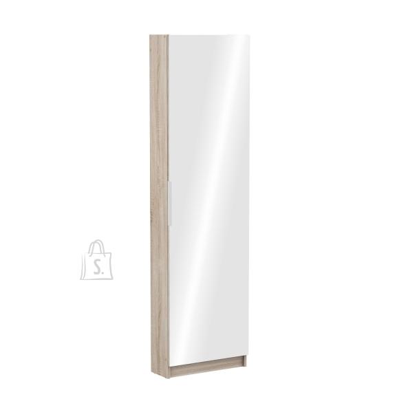 Demeyere Jalanõudekapp ZAPATERO tamm / valge, 50x20xH180,5 cm