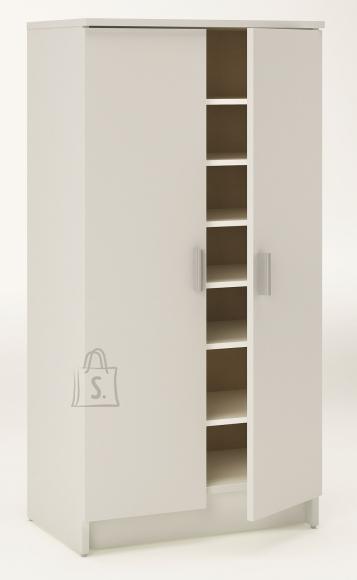 Demeyere Jalanõudekapp SHOES valge, 54,6x35,3xH108,4 cm