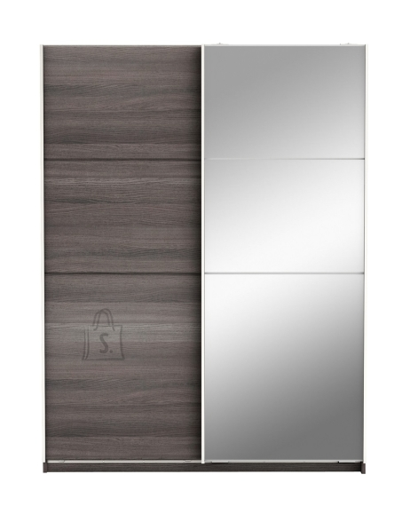 Demeyere Riidekapp FAST 2 tamm, 153x64,7xH203 cm