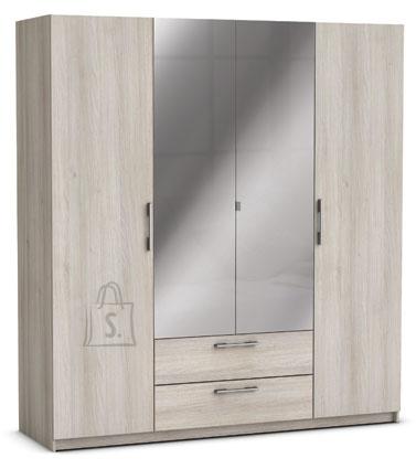 Demeyere Riidekapp JUPITER akaatsia, 186,2x56,5xH203cm