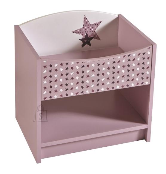 Demeyere Öökapp FEE roosa, 44,4x32,8xH43,3 cm