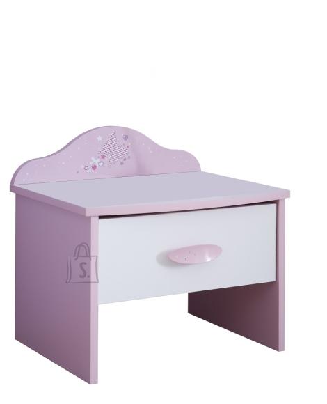 Demeyere Öökapp PAPILLON roosa, 45x36xH43 cm