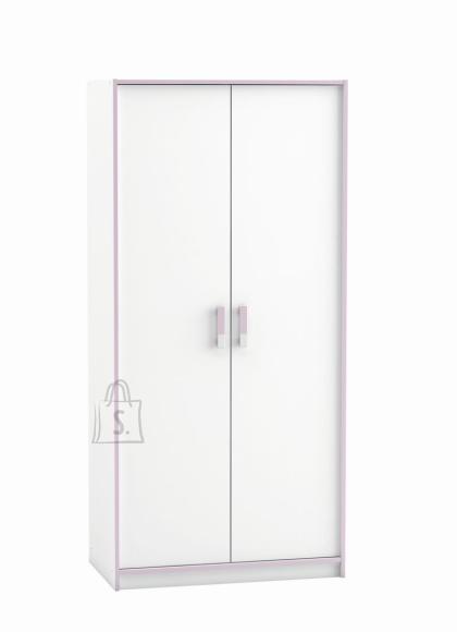 Demeyere Riidekapp SWITCH valge, 88x50xH185,5 cm