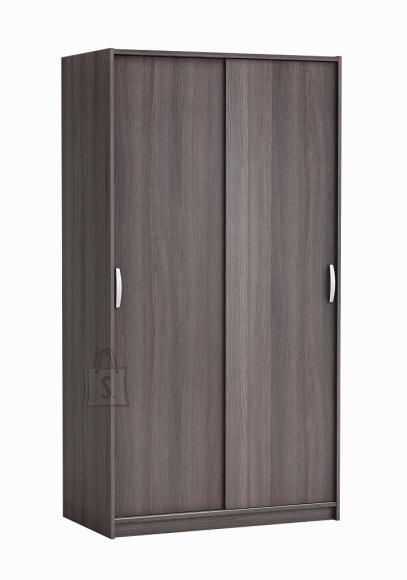 Demeyere Riidekapp ROLLING tamm, 102x55xH191,5 cm
