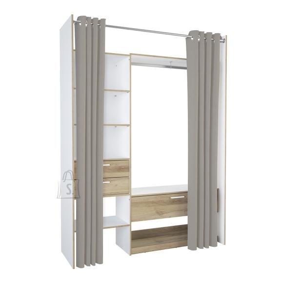 Demeyere Garderoobisüsteem VALBY, 162x50xH218 cm