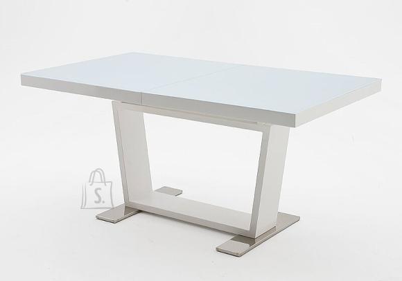 MCA Laud MANHATTAN valge, 160-240x90xH76 cm