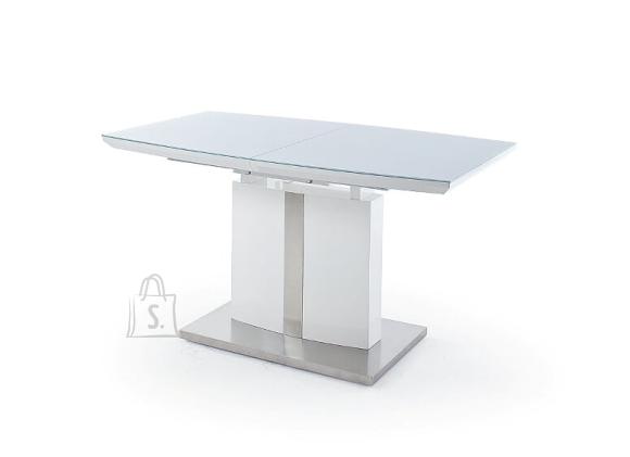 MCA Laud NAJUMA valge läige, 140-180x80xH76 cm