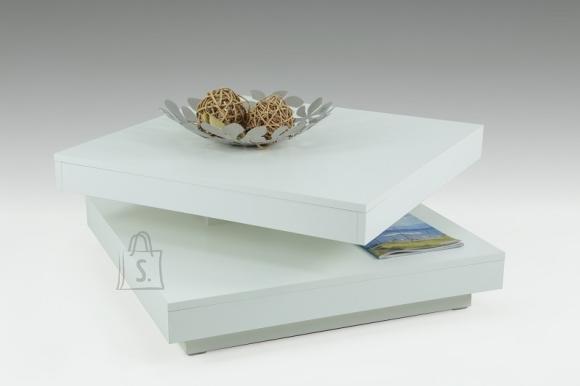 MCA Diivanilaud BEN valge, 78x78xH34 cm