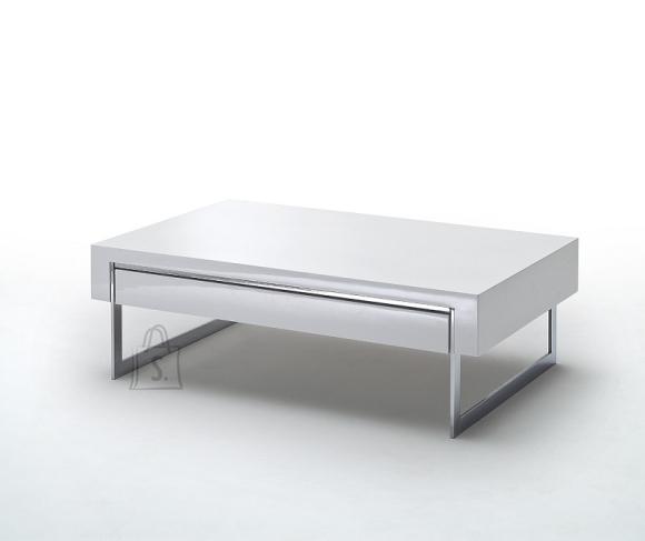 MCA Diivanilaud COOPER valge, 110x70xH40 cm