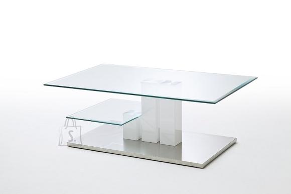MCA Diivanilaud NILS valge, 110x70xH40 cm