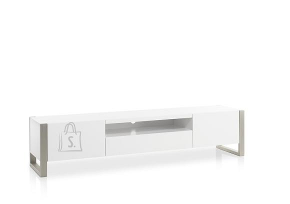 MCA Tv-alus AMBER valge, 180x41xH40 cm