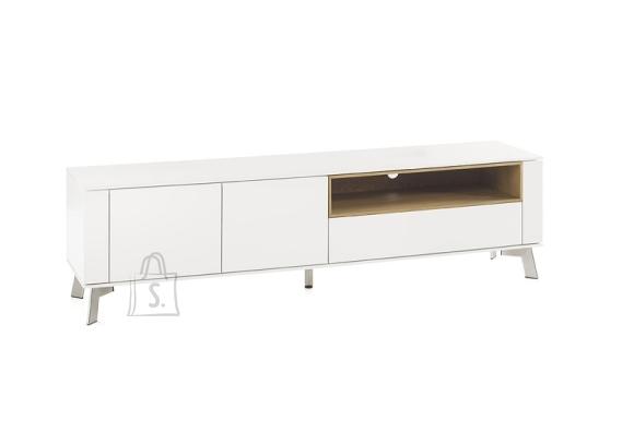 MCA Tv-alus BELAVO valge, 180x40xH51 cm