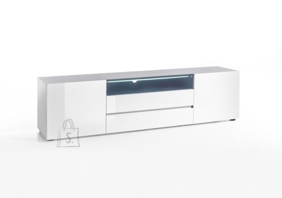 MCA Tv-alus VICENZA valge, 203x43xH49 cm