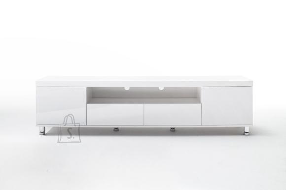 Tv-alus DIJON valge läige, 190x40xH47 cm