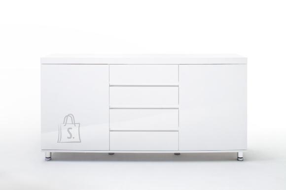 Kummut DIJON valge läige, 165x40xH83 cm