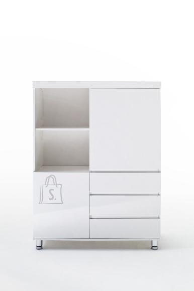 MCA Kapp DIJON valge läige, 100x40xH130 cm