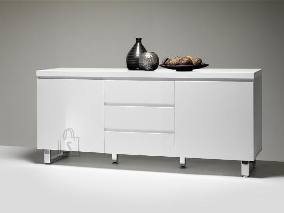 MCA Kummut SYDNEY valge läige, 167x42xH74 cm