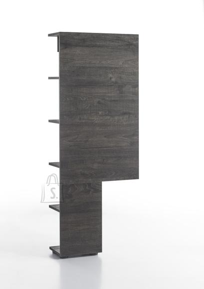 MCA Riiul VICENZA tumehall, 55x22xH145 cm