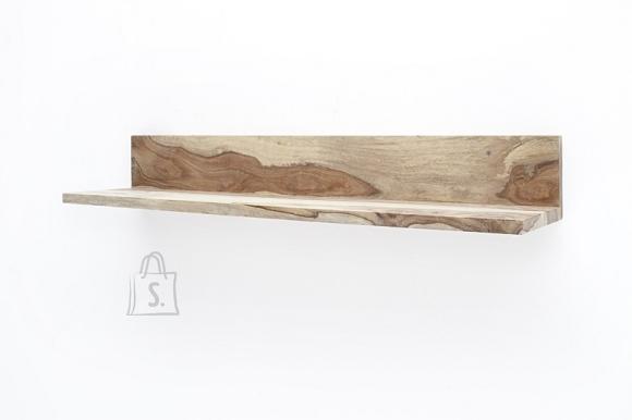 MCA Seinariiul MAYA pruun, 110x25xH16 cm