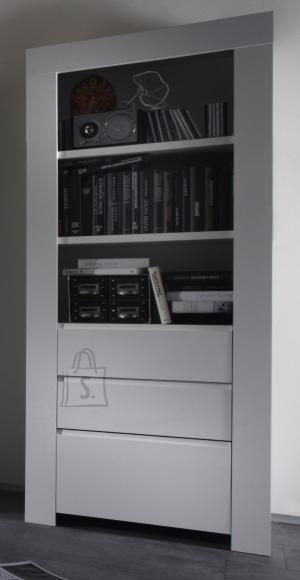 MCA Kapp AMALFI valge läikega, 70x50xH170 cm