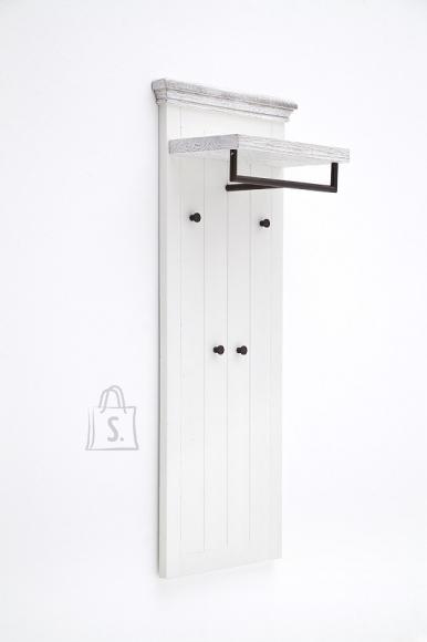 MCA Seinanagi OPUS valge, 59x30xH145 cm