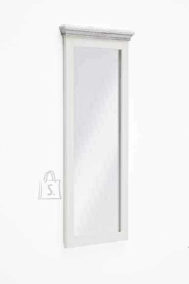 MCA Peegel OPUS valge, 59x5xH145 cm